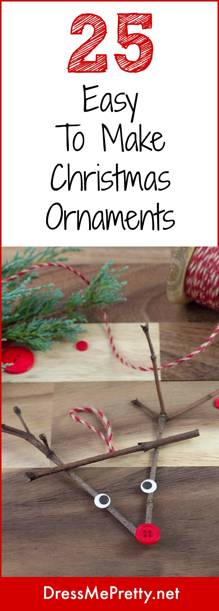 Christmas Decor DIY