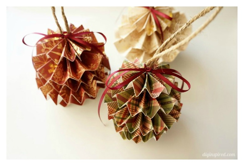 Christmas Ornaments Easy