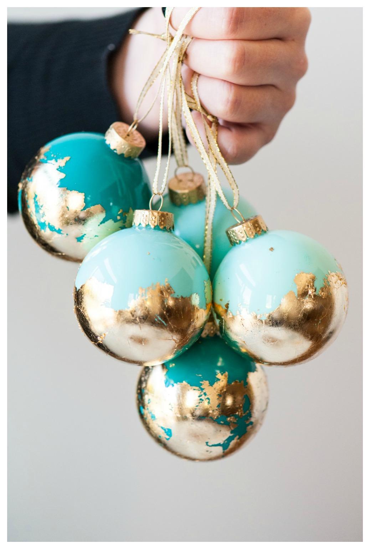 Living Room Christmas Ornaments
