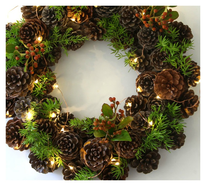 Easy Wreath