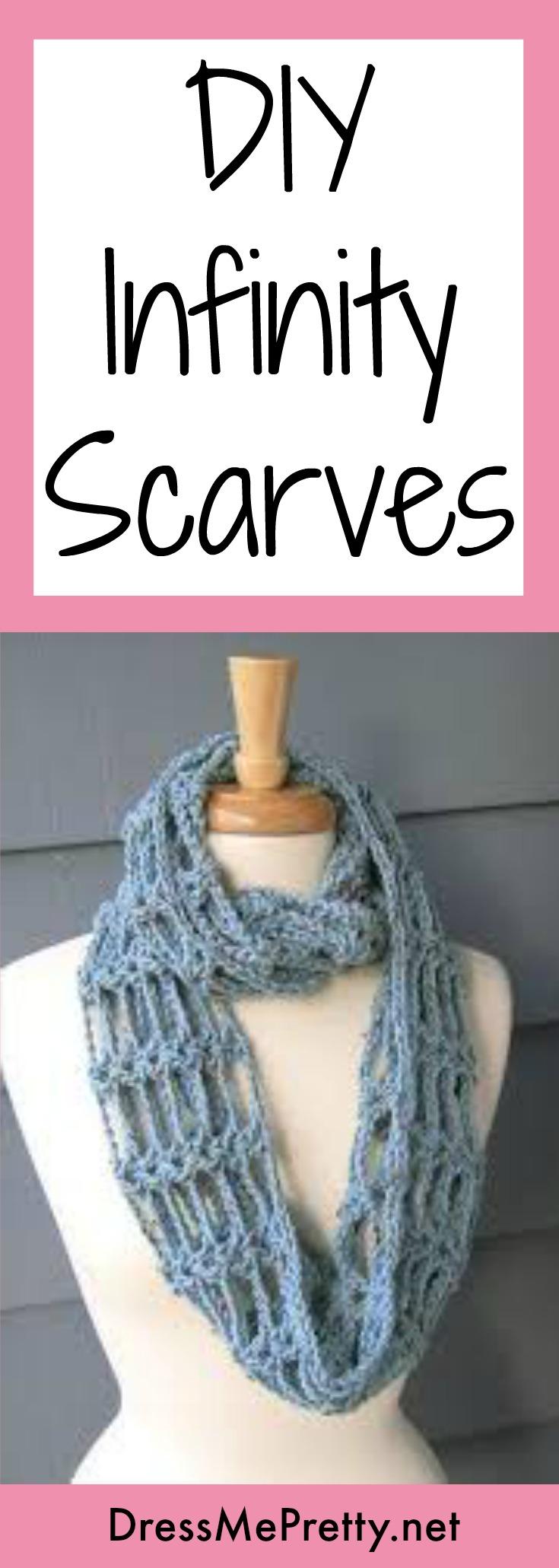 Crochet an Infinity Scarf