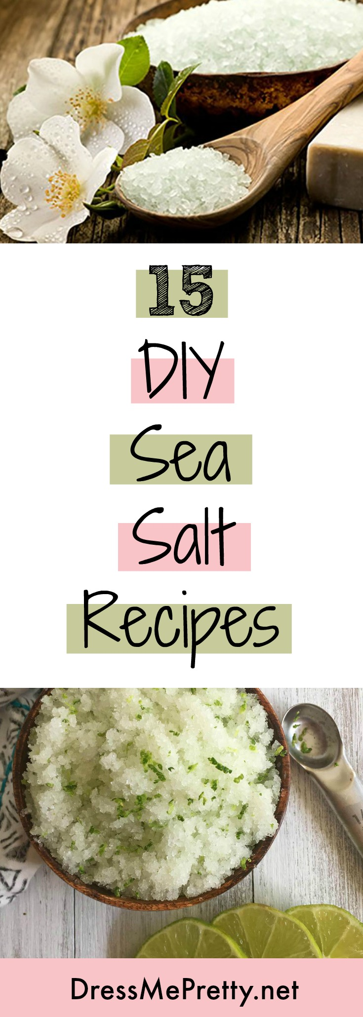 Lime Sea Salt Scrub