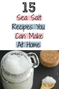 Sea Salt Recipes